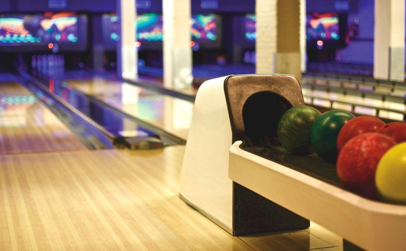 Bowling Ball Turned WreckingBall