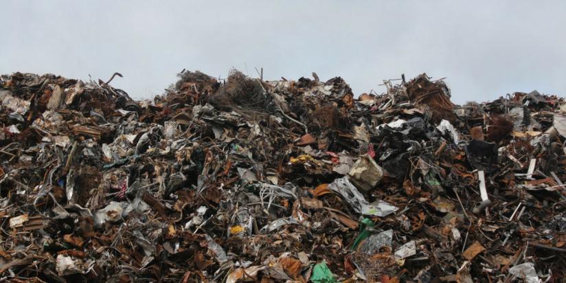 Stinky Messy Trash